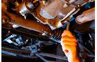 Peugeot 404, Kupplungswechsel
