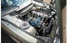 Peugeot 504 TI Coupé, Motor