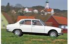 Peugeot 504 TI, Seitenansicht