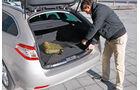 Peugeot 508 SW, Heckklappe, Kofferraum