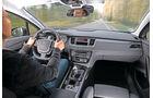 Peugeot 508 THP 155, Cockpit