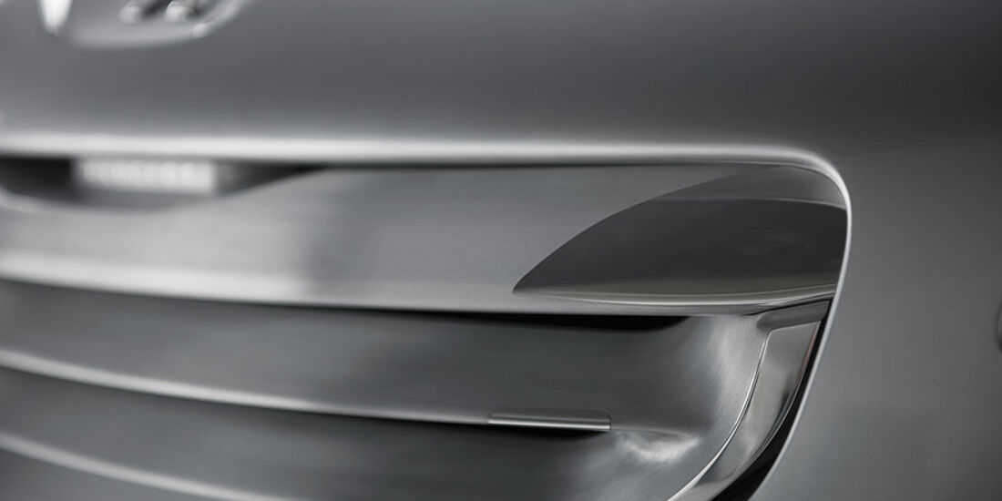 Peugeot HR 1, Grill