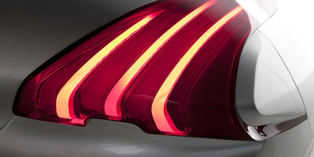 Peugeot HR 1, Rückicht