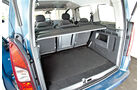 Peugeot Partner Tepee 98 VTi Active, Kofferraum