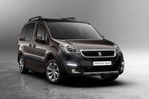 Peugeot Partner Tepee Facelift 2015