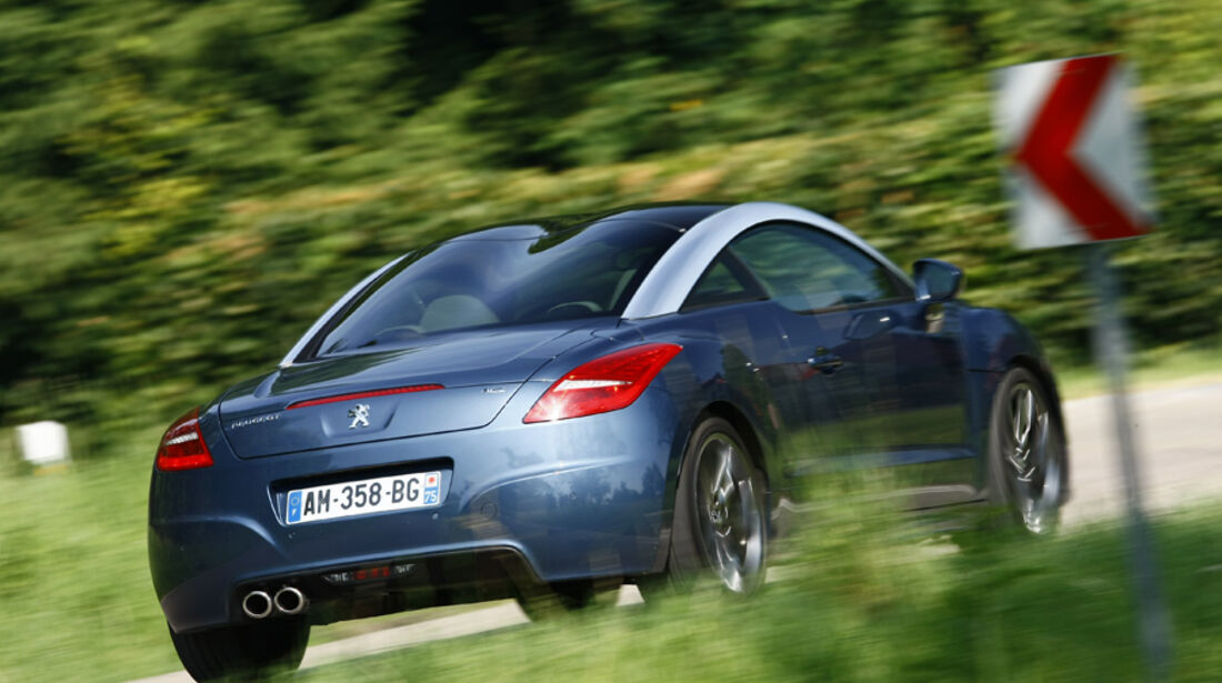 Peugeot RCZ 1.6 200 THP THP