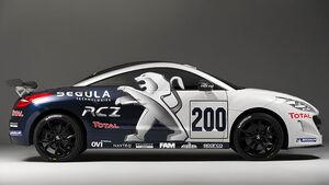 Peugeot RCZ 24h-Rennen Nürburgring