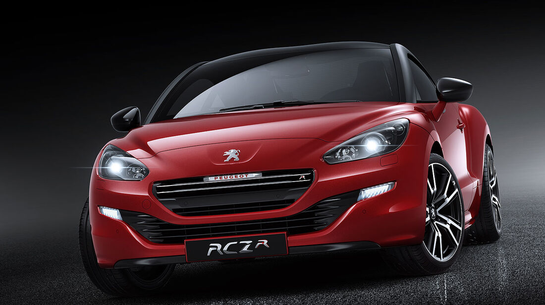Peugeot RCZ R
