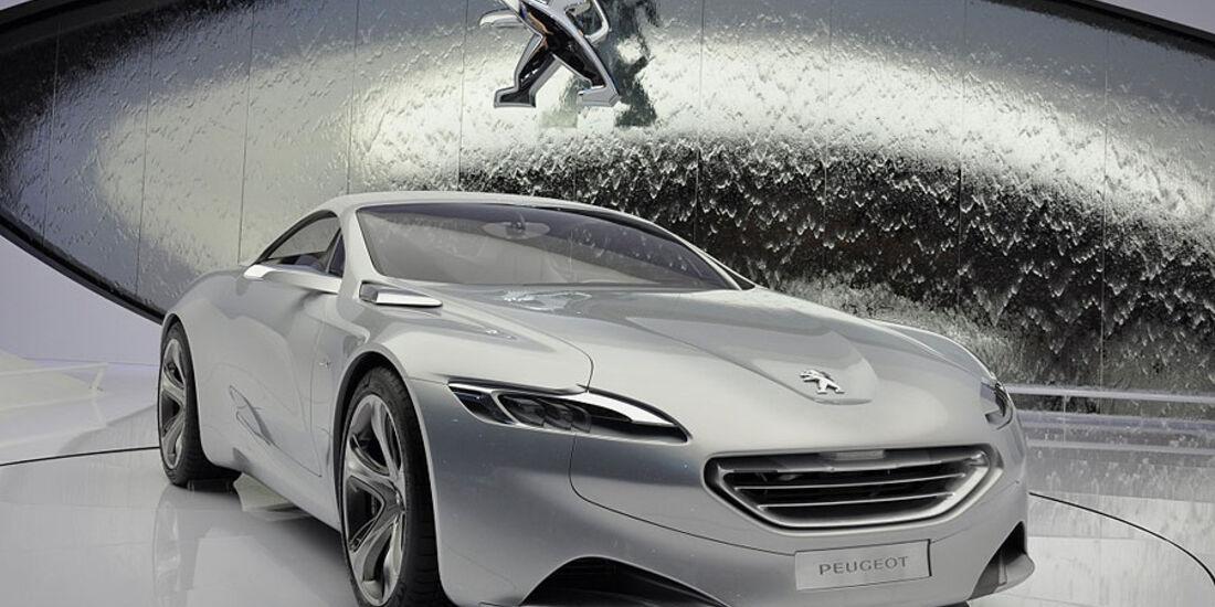 Peugeot SR1 Studie