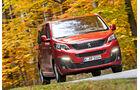 Peugeot Traveller Front