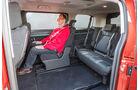 Peugeot Traveller HDi 150 L2, Fondsitze
