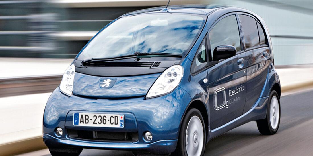 Peugeot iOn Active