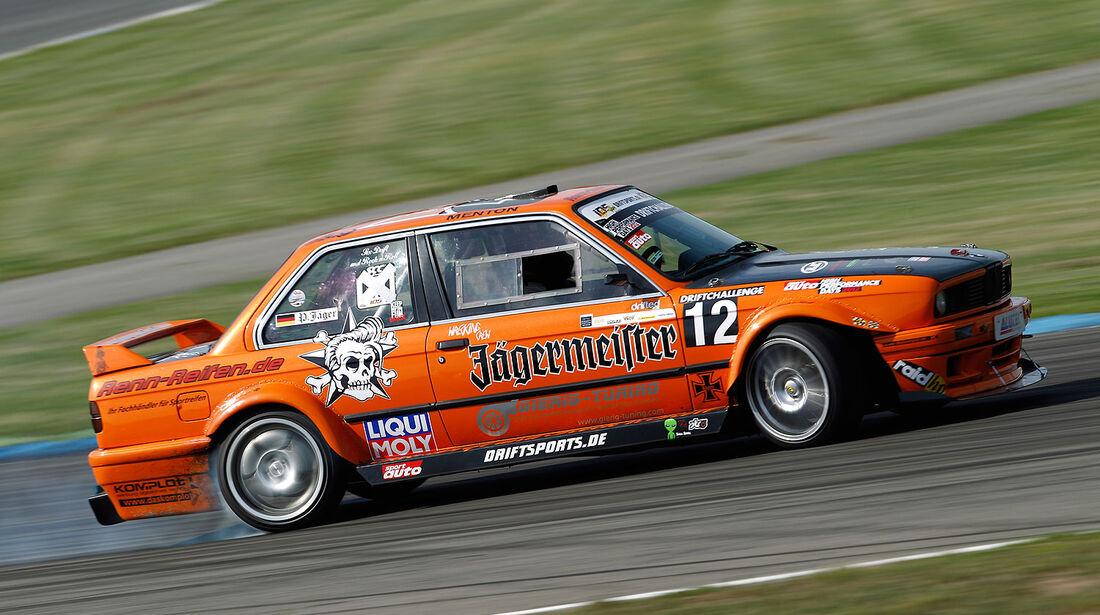 Philip Jäger, Drifter12DriftChallenge, High Performance Days 2012, Hockenheimring