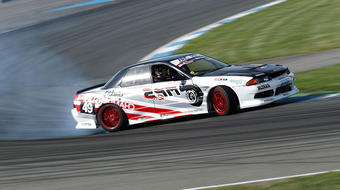 Philipp Stegemann, Drifter49DriftChallenge, High Performance Days 2012, Hockenheimring
