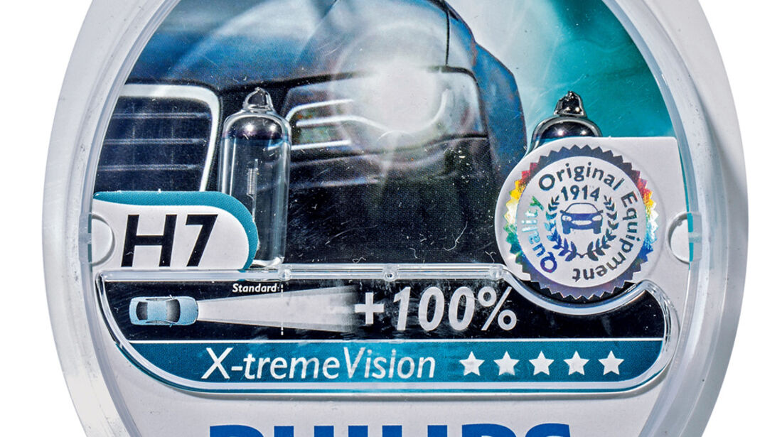 Philips X-treme Vision +130 %