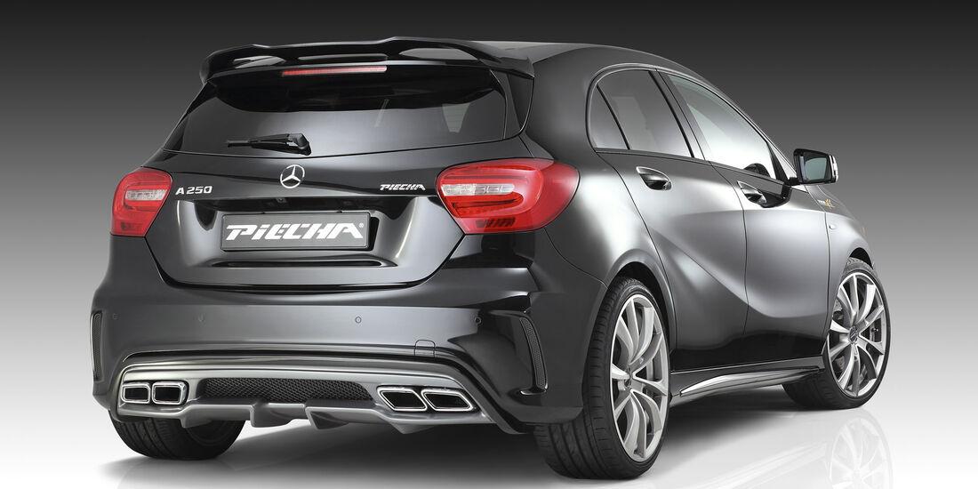 Piecha A-Klasse Mercedes Benz