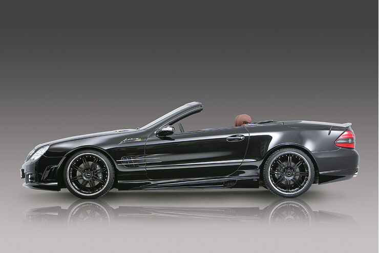 Piecha Design Mercedes SL Avalange RS
