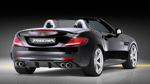 Piecha Mercedes SLC