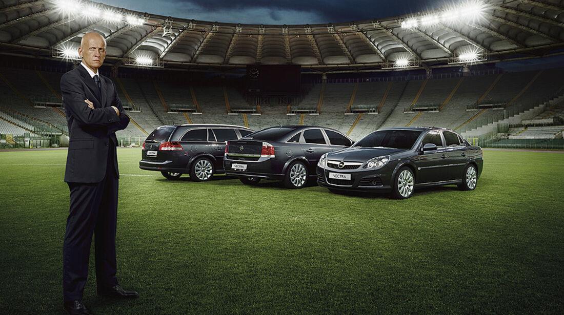 Pierluigi Collina Opel