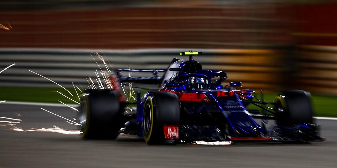 Pierre Gasly - Formel 1 - GP Bahrain 2018