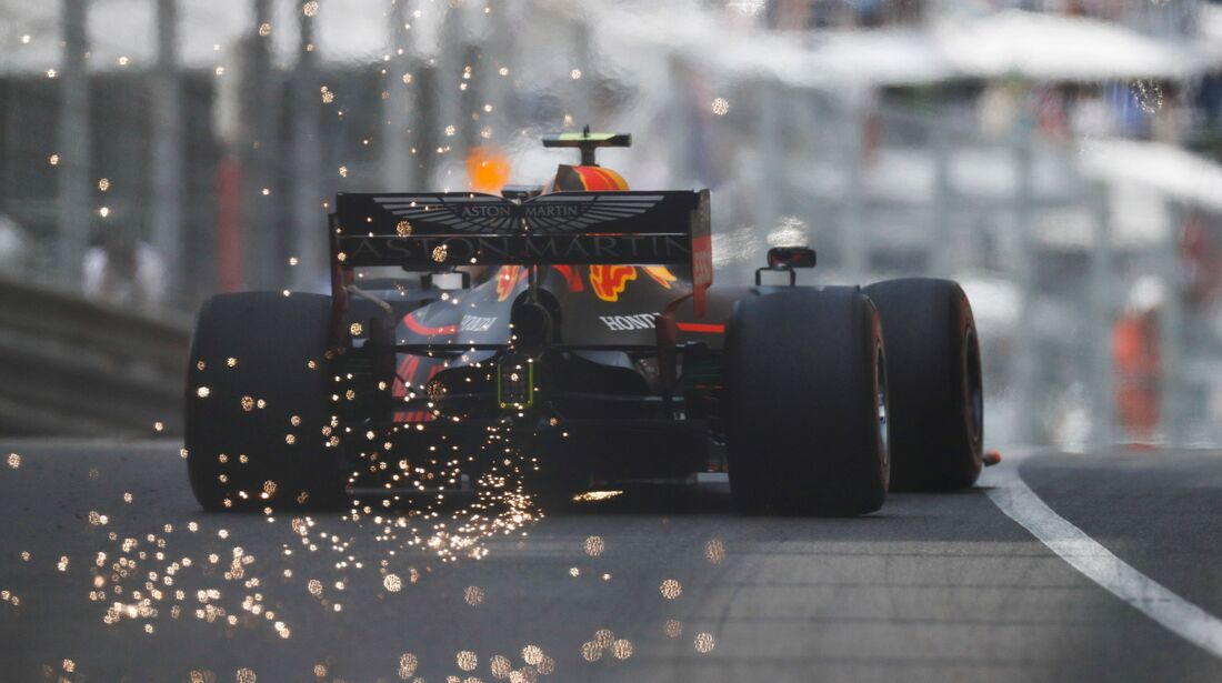 Pierre Gasly - Red Bull - Formel 1 - GP Monaco - 25. Mai 2019