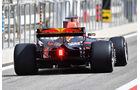 Pierre Gasly - Red Bull - Formel 1 - Testfahrten - Bahrain - Mittwoch - 19.4.2017
