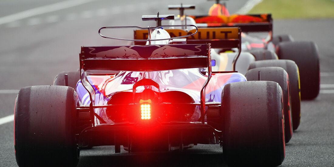 Pierre Gasly - Toro Rosso - Formel 1 - GP Japan - Suzuka - 6. Oktober 2017