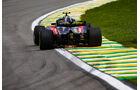 Pierre Gasly - Toro Rosso - GP Brasilien - Interlagos - Formel 1 - Freitag - 9.11.2018