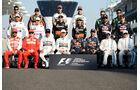 Piloten-Foto - GP Abu Dhabi 2014
