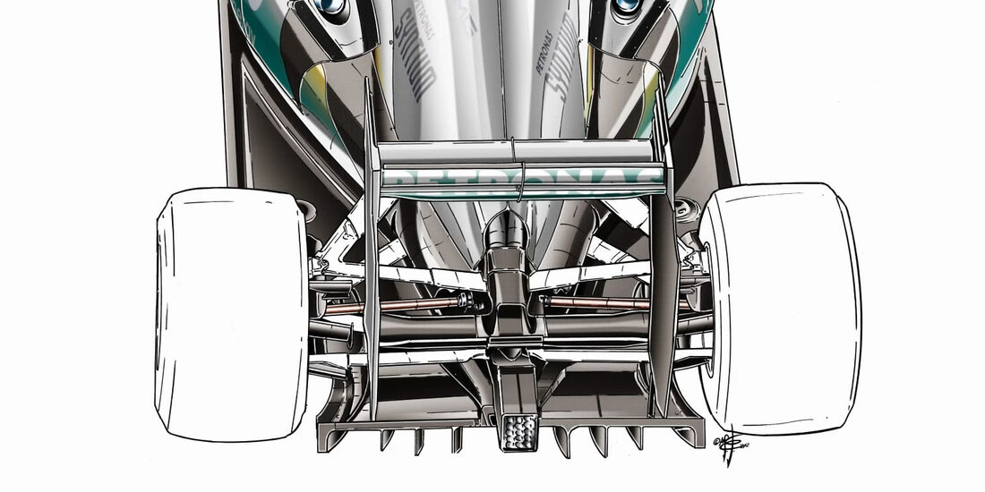 Piola Auspuff Mercedes 2012