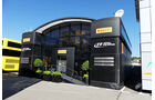 Pirelli - F1 - Motorhome - GP Spanien 2016 - Barcelona