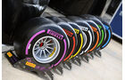 Pirelli - F1-Test - Silverstone - 13. Juli 2016