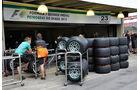 Pirelli - Formel 1 - GP Brasilien - 20. November 2013