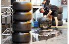 Pirelli - Formel 1 - GP Italien - 08. September 2012