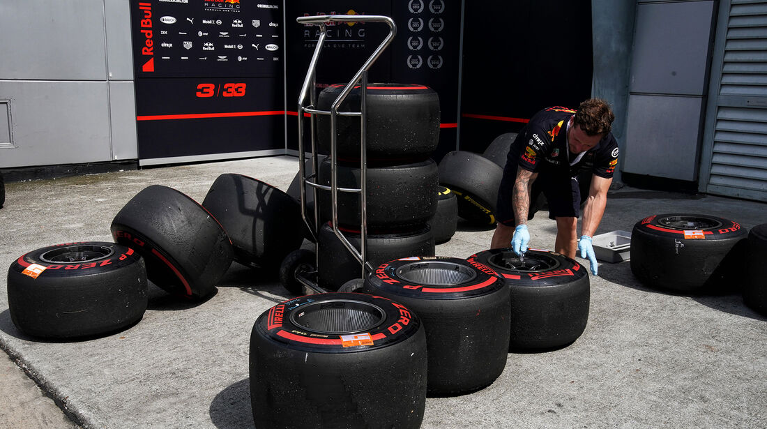 Pirelli - Formel 1 - GP Malaysia - Sepang - 30. September 2017
