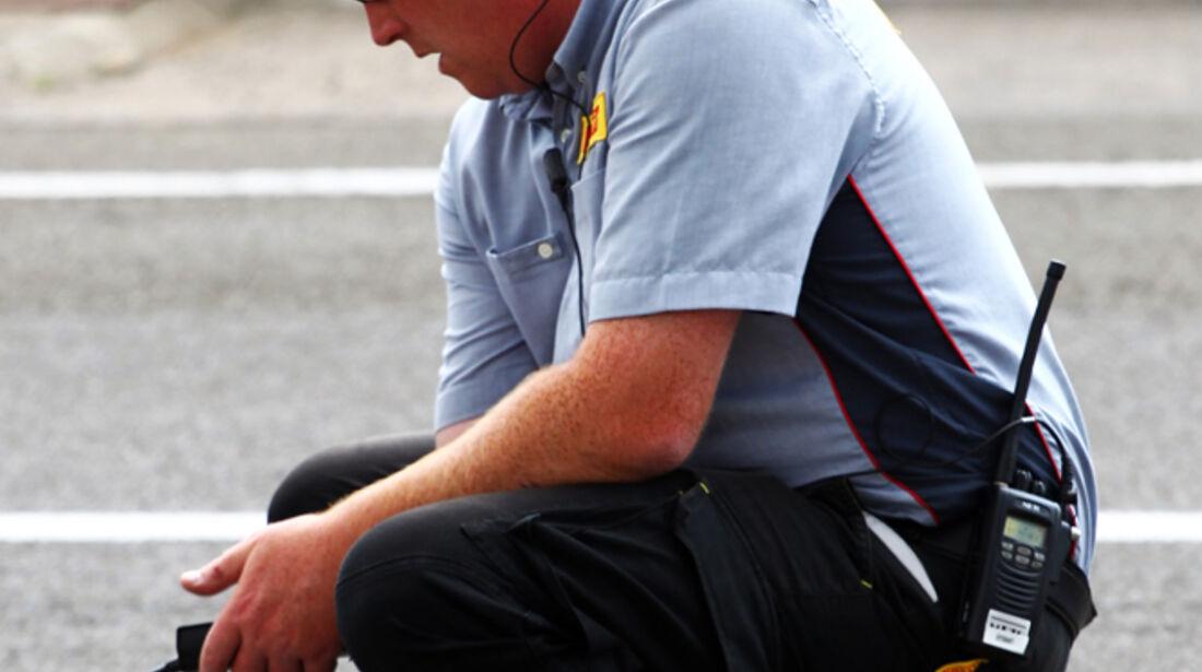 Pirelli - Formel 1 - GP Ungarn - 27. Juli 2013