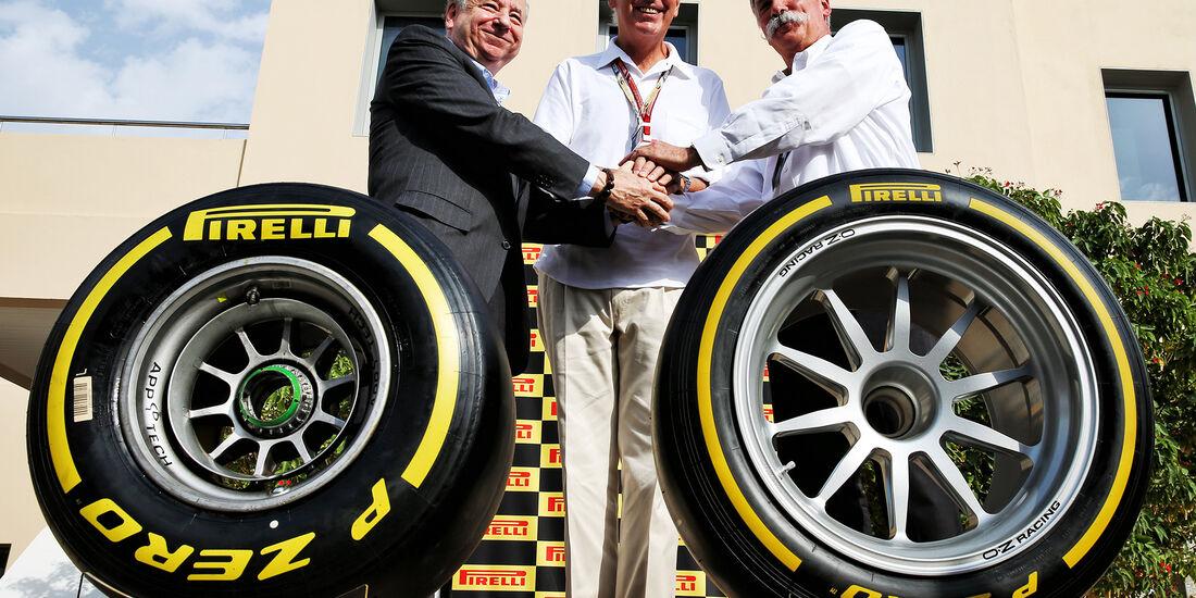 Pirelli - GP Abu Dhabi 2018