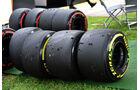 Pirelli - GP Australien - Melbourne - 24. März 2017