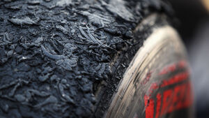 Pirelli-Reifen 2011