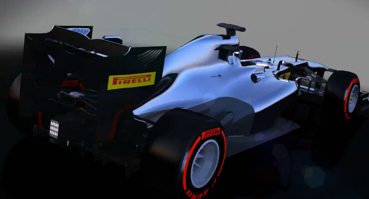 Pirelli Reifen 2013 - Piola F1 Technik-Video