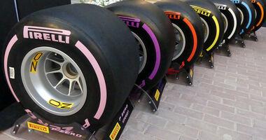 Pirelli-Reifen 2018 - GP Abu Dhabi