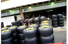 Pirelli-Reifen - GP Brasilien - 24. November 2011