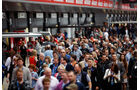 Pitwalk - Formel 1 - GP England - Silverstone - 7. Juli 2012