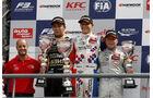 Podium - Formel 3 EM - Portimao - 2015