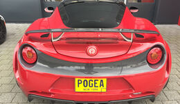 Pogea Racing Alfa Romeo 4C Centurion 1Plus