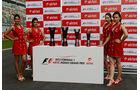 Pokale - Formel 1 - GP Indien - 25. Oktober 2013