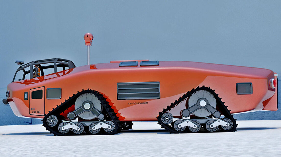 Polar Snow Cruiser Concept
