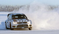 Polo R WRC, Frontansicht