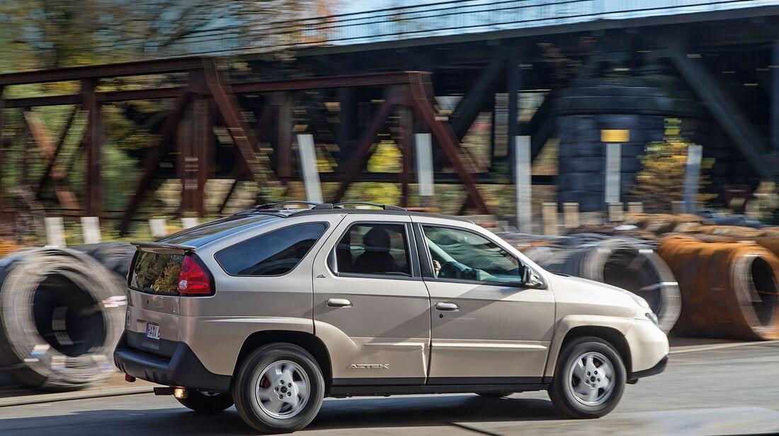 Pontiac Aztek Youngtimer 02/2024