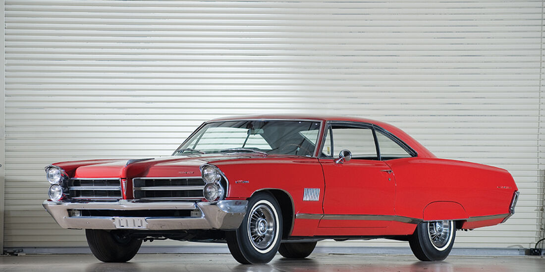 Pontiac Catalina 2+2 Sport Coupe (Frontansicht)